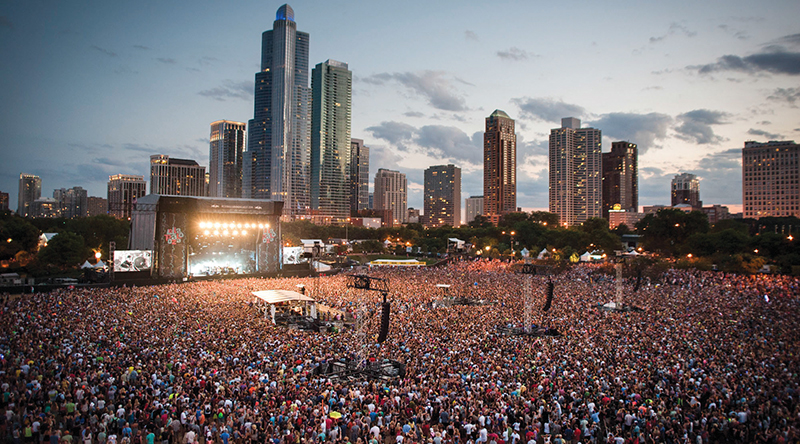 The Ten Best Music Cities in the U.S.