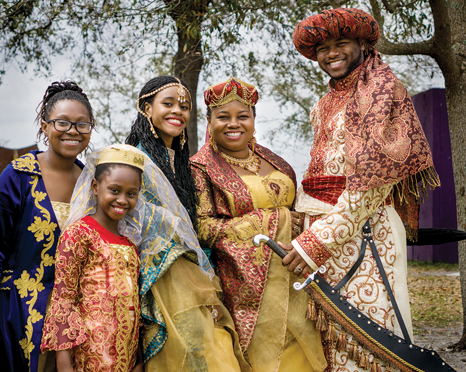 Florida Festivals - FLORIDA RENAISSANCE FESTIVAL CELEBRATES MILESTONE 25TH SEASON IN 2017