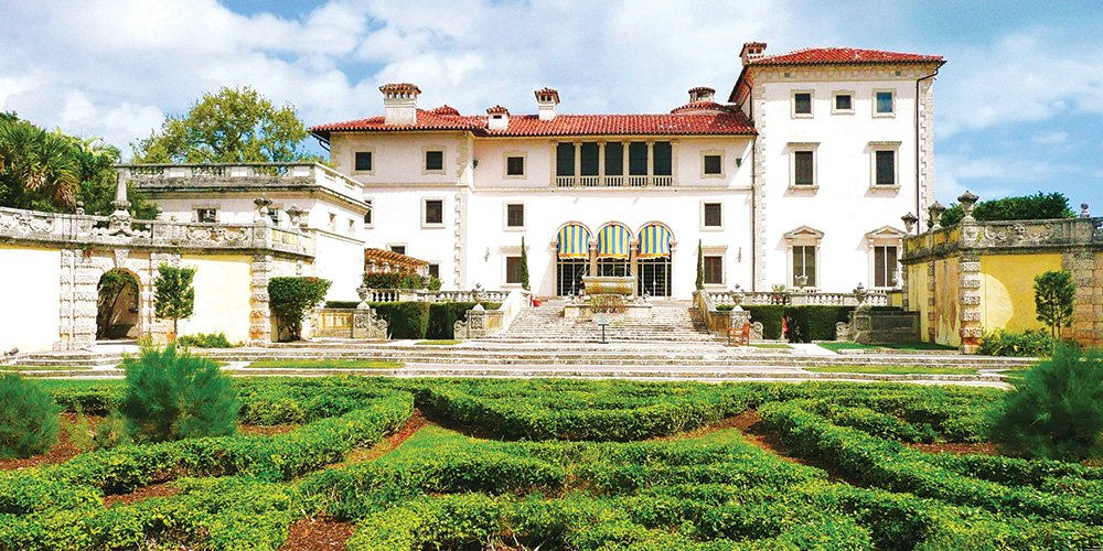 Miraculous The Grand Historic Homes Of Florida Home Interior And Landscaping Ponolsignezvosmurscom